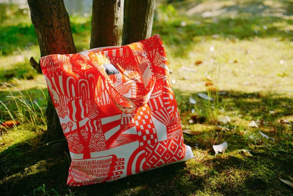 【odekake_BAG_sanpo_michi_orange】