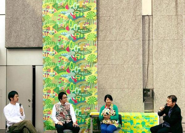 【3/18富山CHILLING STYLEでトークショーを行いました】